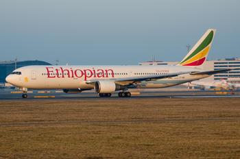 ET-AQG - Ethiopian Airlines Boeing 767-300ER