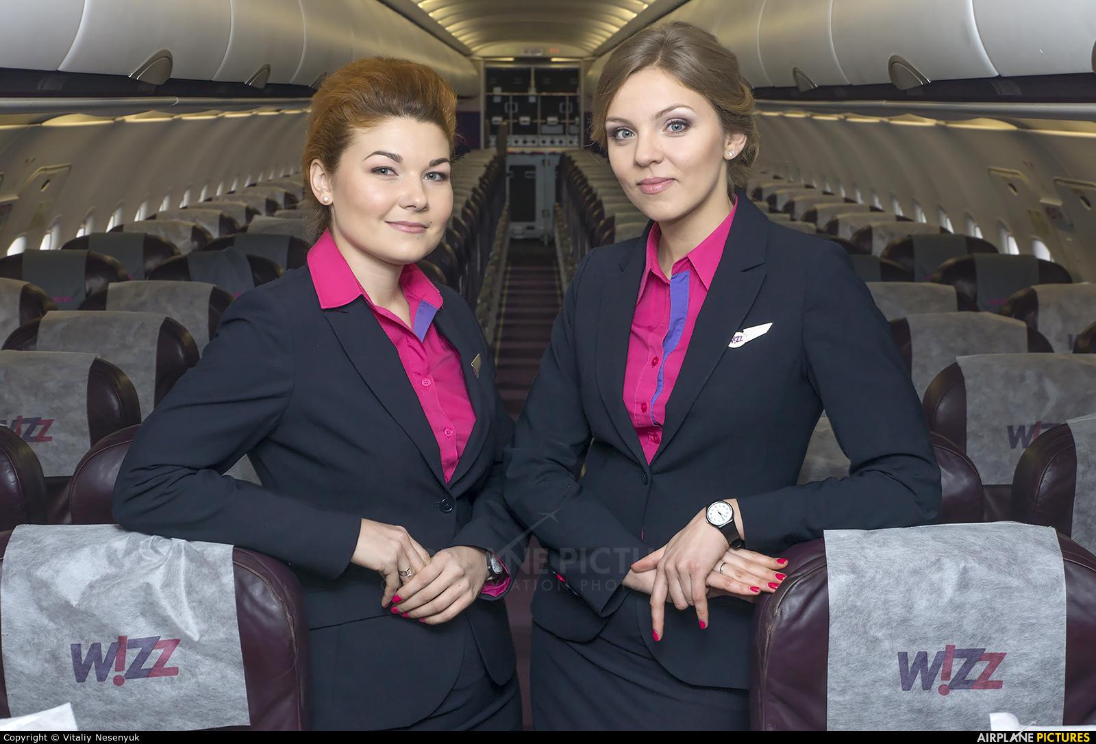 Wizz Air UR-WUA aircraft at Kyiv - Zhulyany