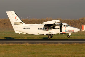 OK-SLD - Silver Air LET L-410UVP-E Turbolet
