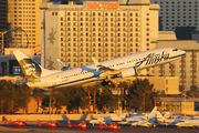 N528AS - Alaska Airlines Boeing 737-800 aircraft