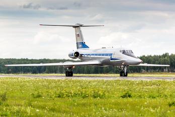RF-66051 - Russia - Air Force Tupolev Tu-134UBL
