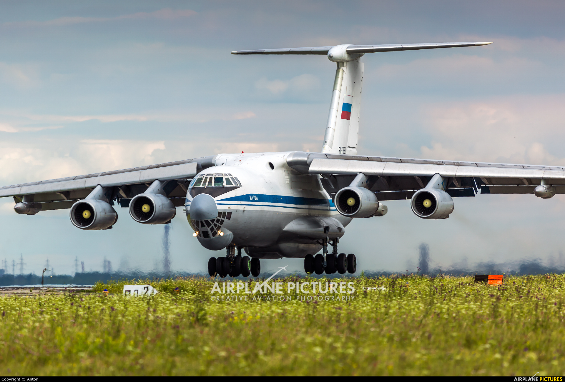 Russia - Air Force RA-78824 aircraft at Undisclosed Location