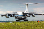 RA-78824 - Russia - Air Force Ilyushin Il-78 aircraft