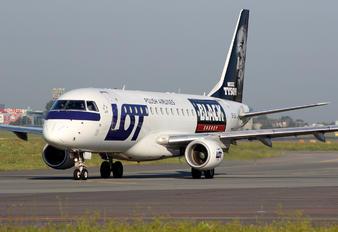 SP-LIN - LOT - Polish Airlines Embraer ERJ-175 (170-200)