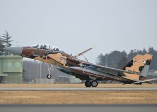 92-8096 - Japan - Air Self Defence Force Mitsubishi F-15DJ
