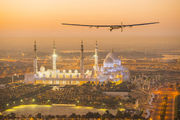 Solar Impulse 2 flew for the first time in Abu Dhabi title=