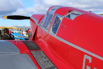 G-AFAX - Fundación Infante de Orleans - FIO British Aircraft Eagle 2