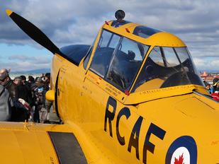 G-TRIC - Fundación Infante de Orleans - FIO de Havilland Canada DHC-1 Chipmunk