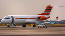 PH-KBX - Netherlands - Government Fokker 70 aircraft
