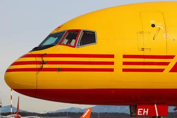 D-ALEH - DHL Cargo Boeing 757-200F