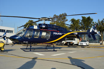 XC-LOD - Mexico - Police Bell 407 GT