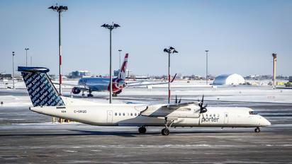 C-GKQD - Porter Airlines de Havilland Canada DHC-8-400Q / Bombardier Q400
