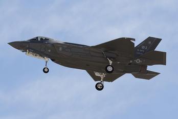 12-5049 - USA - Air Force Lockheed Martin F-35A Lightning II