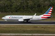 N829NN - American Airlines Boeing 737-800 aircraft