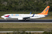 OK-TVS - Sunwing Airlines Boeing 737-800 aircraft