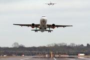 G-EZBK - easyJet Airbus A319 aircraft