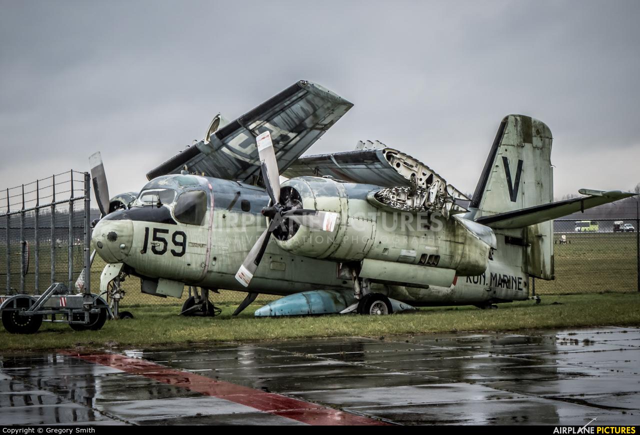 Netherlands - Navy 159-V aircraft at Lelystad