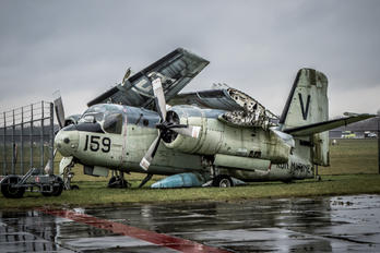 159-V - Netherlands - Navy Grumman S-2 Tracker