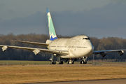 F-GTOM - Corsair / Corsair Intl Boeing 747SP aircraft