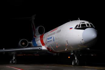 RA-85057 - Samara Tupolev Tu-154M