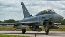 30+31 - Germany - Air Force Eurofighter Typhoon T aircraft
