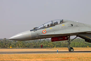 SB413 - India - Air Force Sukhoi Su-30MKI