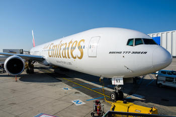 A6-ENX - Emirates Airlines Boeing 777-300ER