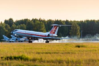 36 - Russia - Air Force Tupolev Tu-134Sh