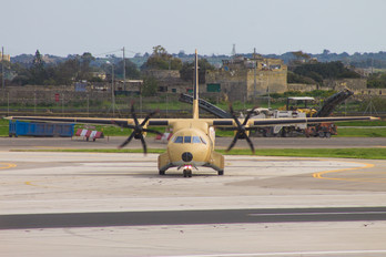 EC-001 - Egypt - Air Force Casa C-295M