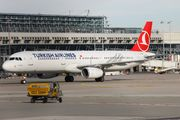 TC-JMM - Turkish Airlines Airbus A321 aircraft