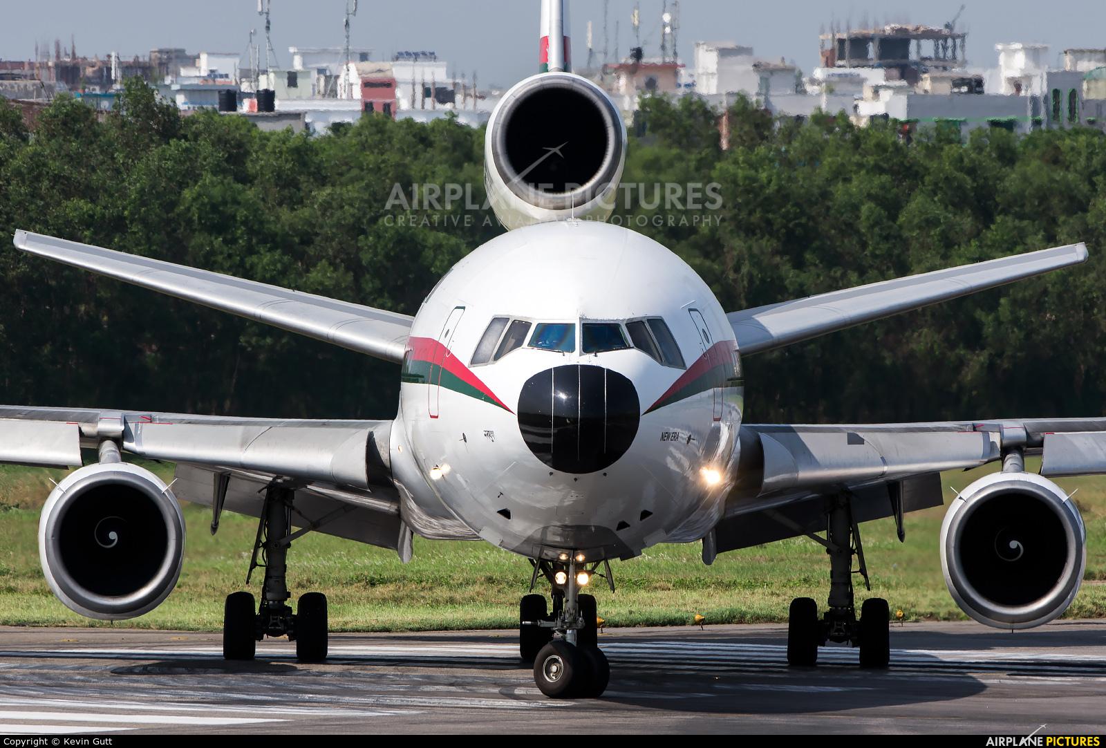 Biman Bangladesh S2-ACR aircraft at Dhaka - Hazrat Shahjala Intl
