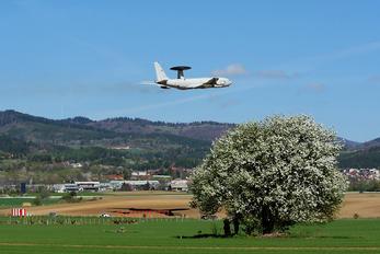 LX-N-90445 - NATO Boeing E-3A Sentry