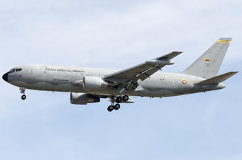 FAC-1202 - Colombia - Air Force Boeing KC-767A
