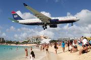 N287AY - US Airways Airbus A330-200 aircraft
