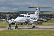 N402BL - Private Beechcraft 90 King Air aircraft