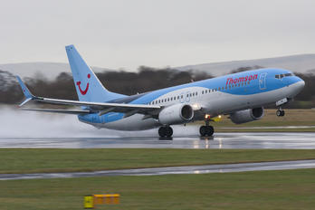G-TAWP - Thomson/Thomsonfly Boeing 737-800