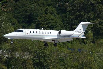N852K - Private Learjet 45