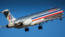 N980TW - American Airlines McDonnell Douglas MD-83 aircraft