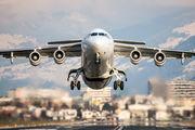 SE-DST - Malmo Aviation British Aerospace BAe 146-300/Avro RJ100 aircraft