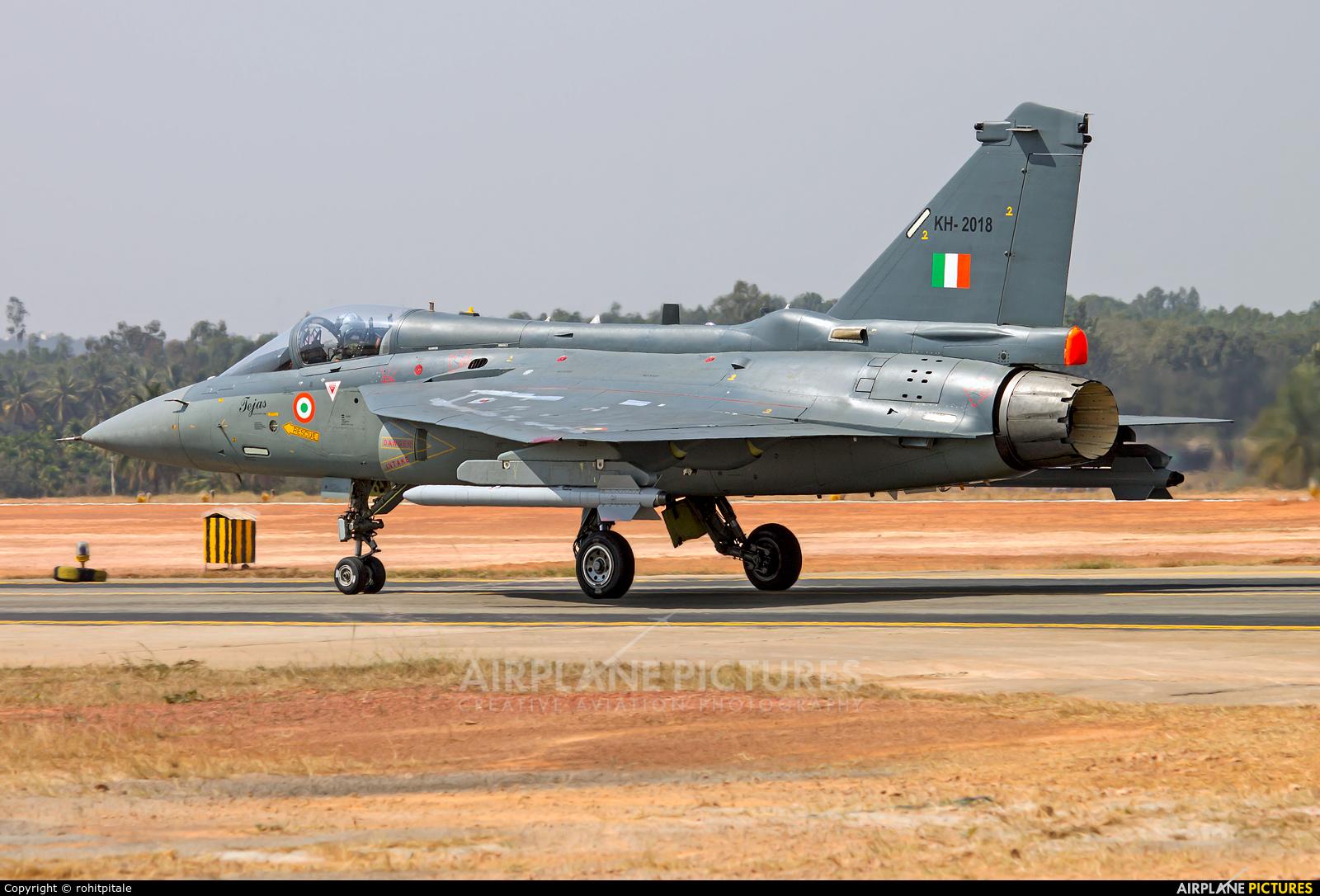 India - Air Force KH-2018 aircraft at Yelahanka AFB