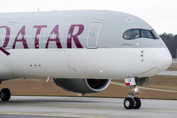 A7-ALA - Qatar Airways Airbus A350-900