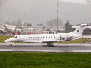 LX-MOI - Luxaviation Embraer ERJ-135 Legacy 600