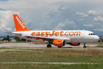 G-EZAO - easyJet Airbus A319