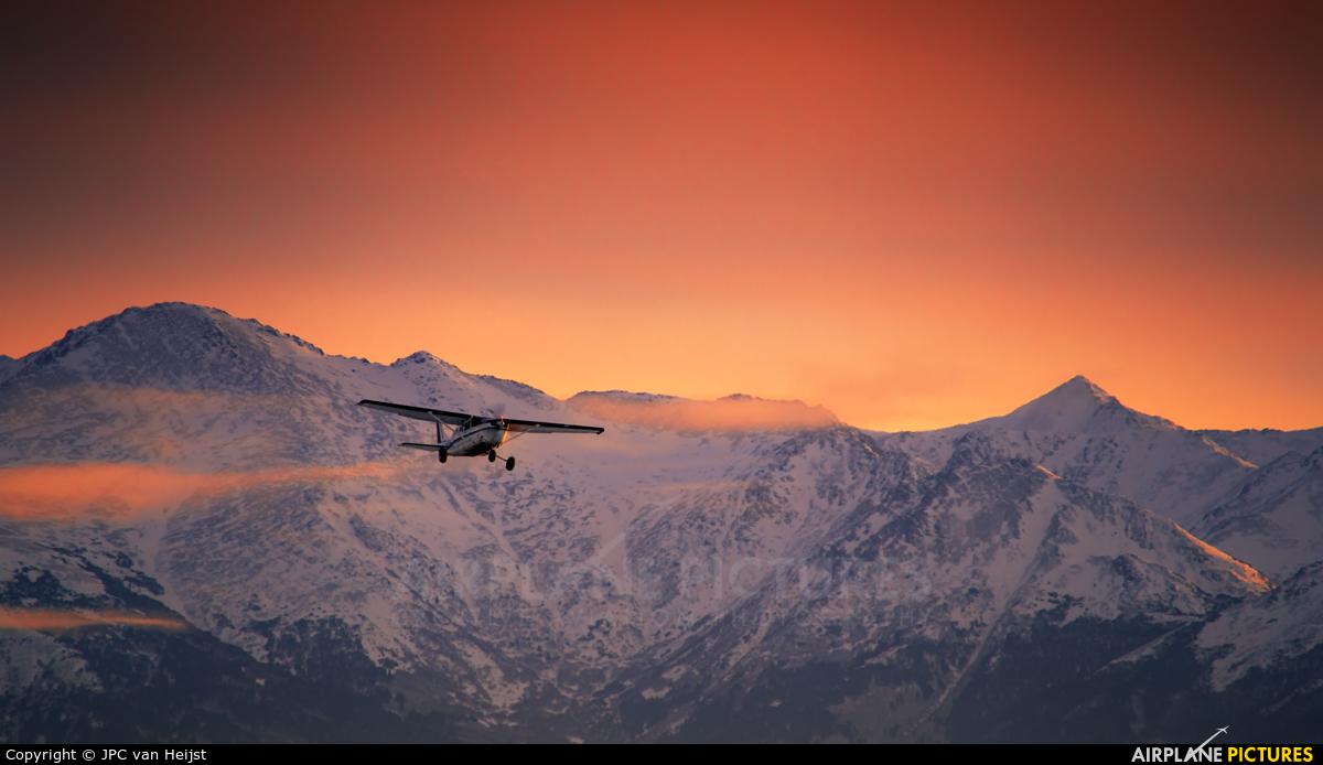 Alaska Air Taxi N9620M aircraft at Anchorage - Ted Stevens Intl / Kulis Air National Guard Base