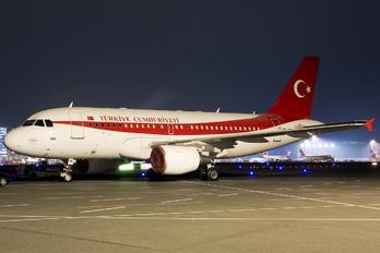 TC-ANA - Turkey - Government Airbus A319 CJ