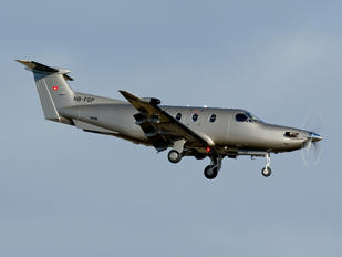 HB-FQP - Private Pilatus PC-12