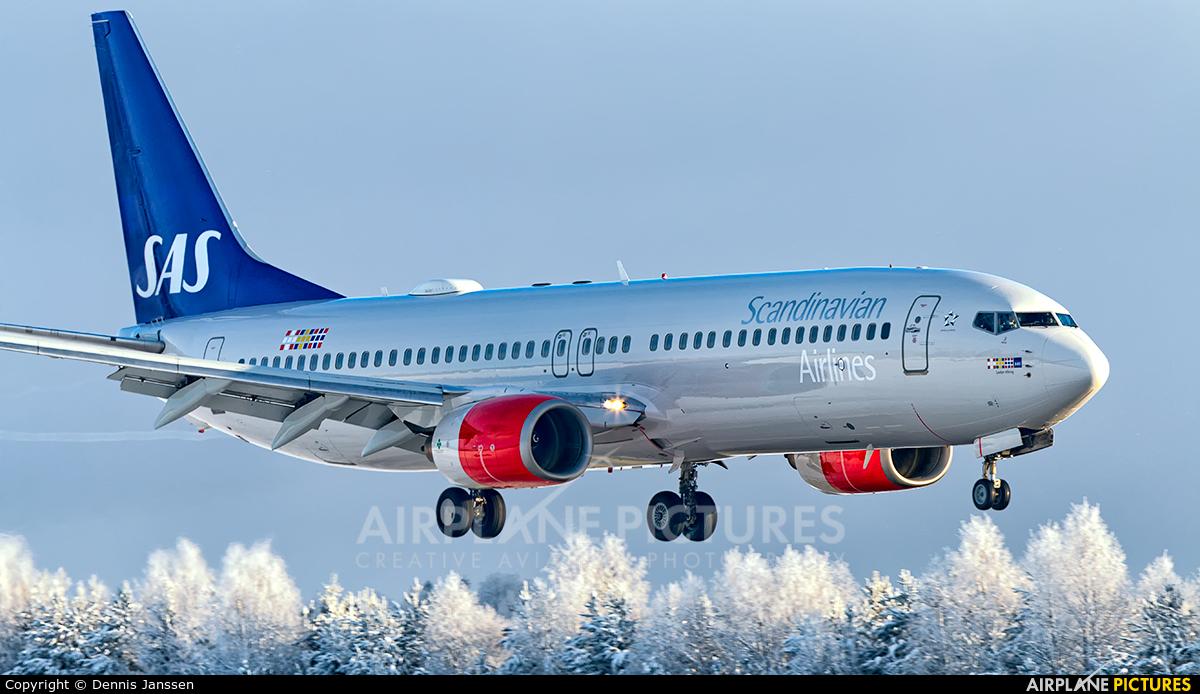 SAS - Scandinavian Airlines LN-RRT aircraft at Oslo - Gardermoen