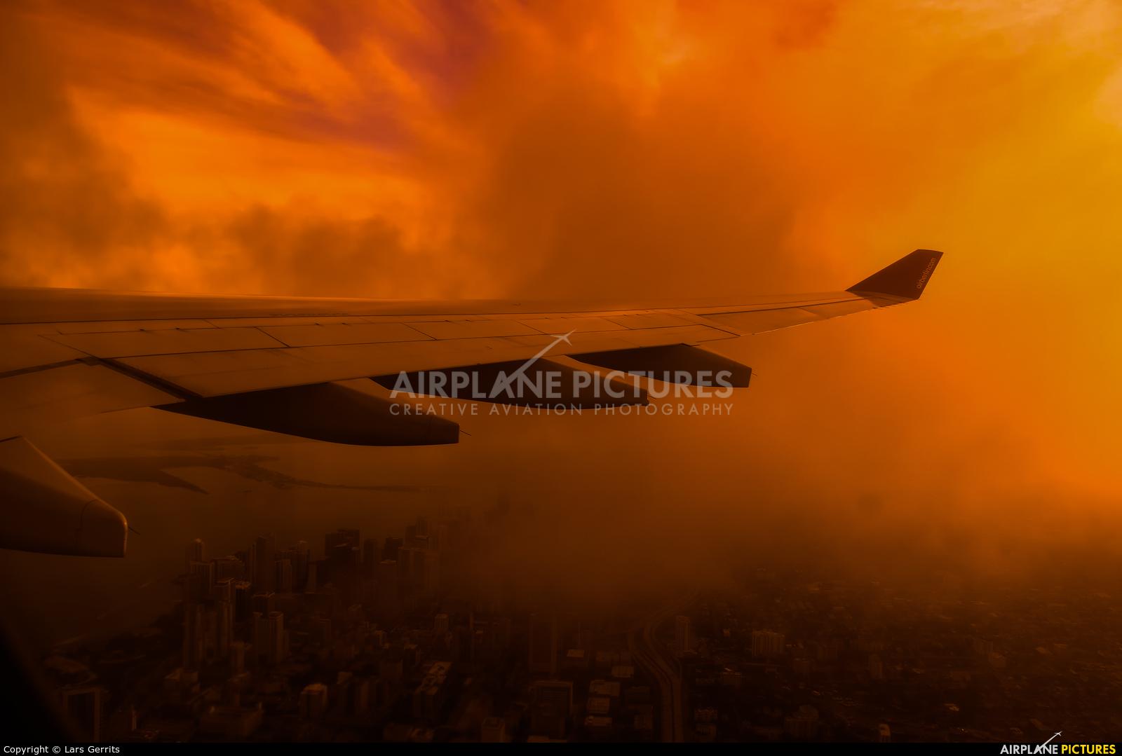 Air Berlin D-ALPJ aircraft at In Flight - Florida