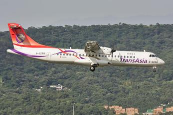 B-22816 - TransAsia Airways ATR 72 (all models)