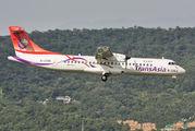 TransAsia Airways ATR 72-600 crashed in Taiwan title=